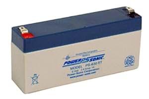 PS630 PS-630 batterie d'acide de plomb scellée ( Vrla )