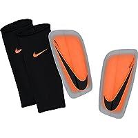 Nike - Parastinchi Calcio Nike Mercurial Lite Arancione - Arancione, L