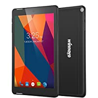 Winnovo M866 Tablet Android 6.0 Wifi, Schermo Touch da 8 pollici IPS 1024x800, 16GB di ROM, Doppio Altoparlante e Batteria da 3500 mAh (Colore Nero)