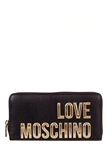 Love Moschino wallet Pu black