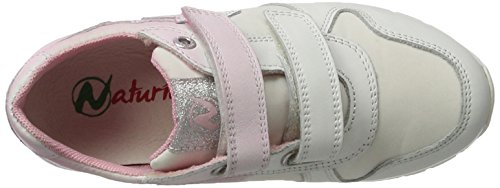 Naturino Naturino Parker Vl., chaussons d'intérieur fille Pink (Rosa)