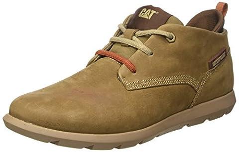 Cat Footwear Men's ROAMER MID Lace Up shoes Brown Size: 12
