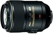 Nikon 105mm AF-S VR 105 f/2.8G IF-ED Micro Prime Lens for Nikon Digital SLR Camera (Black)