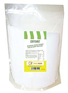 Erythrit - Erythritol natürliche Zuckeralternative 2500g - von Zimmermann...