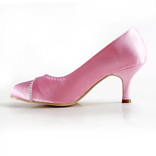 Minitoo , Escarpins pour femme Pink-6.5cm Heel