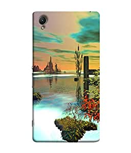 PrintVisa Natural Click 3D Hard Polycarbonate Designer Back Case Cover for Sony Xperia Z5 :: Sony Xperia Z5 Dual 23MP