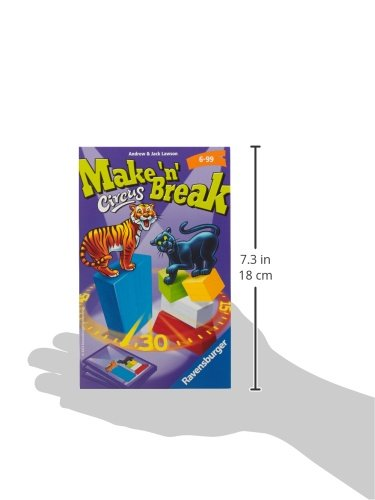 Ravensburger – Make n Break Circus – Mitbringspiel - 3
