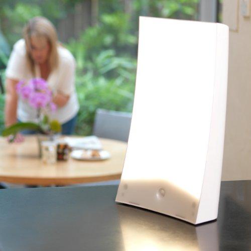 Lumie BRAZIL Lichtdusche – 10.000 Lux Lichttherapie-Lampe - 4
