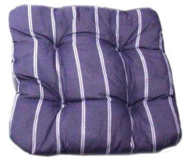 Sitzkissen verschiedene Farben und Designs 40 x 40 x 8 cm Auflage Unterlage Stuhlkissen von FTS Exclusiv - Gartenmöbel von Du und Dein Garten