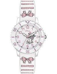 s.Oliver Unisex Kinder-Armbanduhr SO-3560-PQ