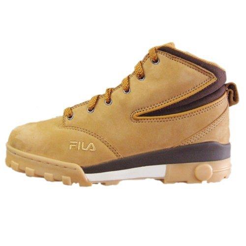 FILA Grind FW00524 Bottes cuir nubuk, Spye, Taille 36