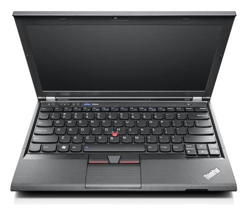 Lenovo ThinkPad X230 31,8 cm (12,5 Zoll) Notebook (Intel Core i5 3230M, 2,6GHz, 4GB RAM, 180GB SSD, Intel HD 4000, Win 8 Pro) schwarz