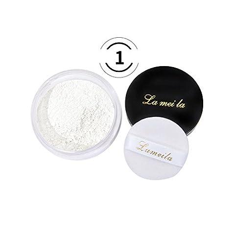 ROPALIA Makeup Langzeit Finishing Puder Reines Mineral Concealer Lose