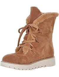Zapatos Mujer Amazon Piel Botas Ser Y es Por Para gxx1wXqF