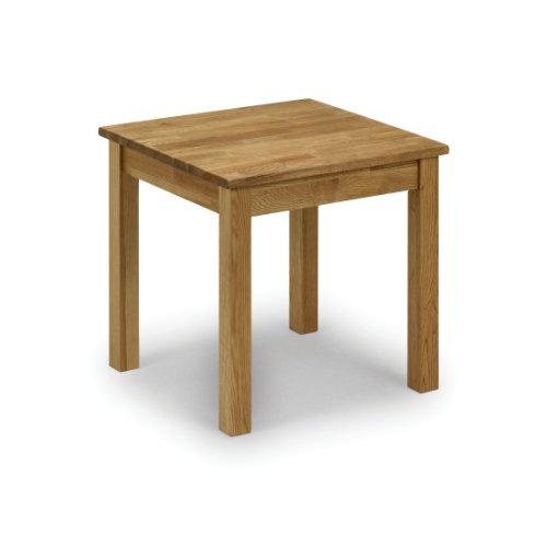 Julian bowen tavolo in legno di quercia coxmoor