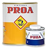 Proa. Imprimacion epoxi 2 componentes. PROA, Blanco. 925GR+250GR