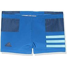 adidas Infinitex III Colorblock Boxer, Niños, DH2197, Blue/Bright Cyan, ...