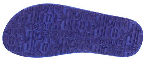 Teva Mush 2 M's Herren Sport- & Outdoor Sandalen Blau (Quincy Blue 933)