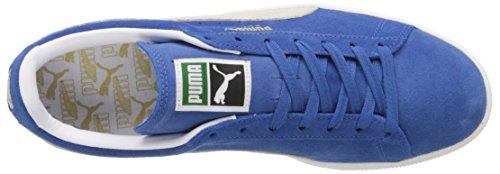 Puma Suede Classic+ Baskets montantes pour homme Bleu