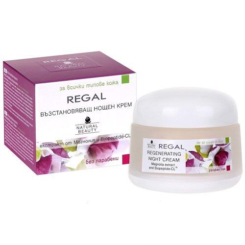 Regal Natural Beauty - Crema revitalizante noche