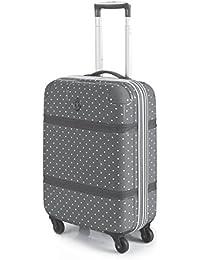 VICTORIO & LUCCHINO - 80150 55x40x20 Maleta trolley 50 cm cabina policarbonato PC. Equipaje de mano. Rígida y ligera. Mango telescópico, Asas y 4 ruedas. Vuelos low cost Ryanair.