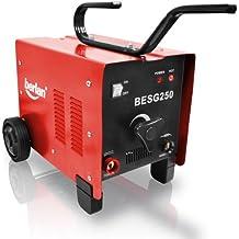 Berlan - aparato de soldadura eléctrica 90~250 A