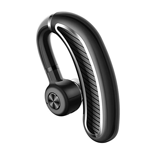 Mumuj K21 Bluetooth Sport in-Ear Kopfhörer, Mini Wireless Bluetooth 4.1 CVC 6.0 Waterproof Stereo Single Headset In-Ohr Kopfhörer Ohrhörer mit Mikrofon für iPhone, Huawei und Samsung (C)