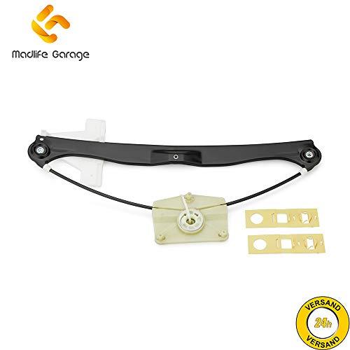 Madlife Garage 8P4839461A Elektrisch Fensterheber Ohne Motor 4/5 Tür Hinten Links A3 8P1 A3 Sportback 8PA