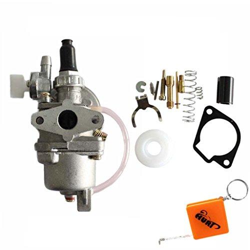 HURI 2 Takt Vergaser 47cc 49cc Enduro Pocket Dirt Cross Mini Quad Bike ATV & Reparatursatz
