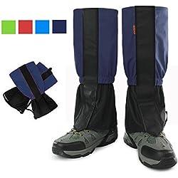 G-Hawk® unisex al aire libre nieve pierna polainas Leggings impermeable snowproof anticorte para senderismo escalada caza