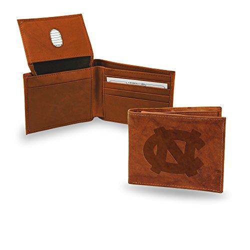 Rico NCAA Alabama Geldbörse, gepunktet, Leder, North Carolina Tar Heels (Carolina Tarheels Basketball)