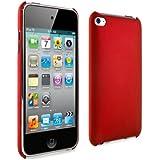 Proporta Coque de protection arrière pour iPod Touch 4G 8 Go/32 Go/64 Go (Rouge)