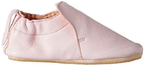 Easy Peasy Baby Mädchen Blublu Print Krabbel-& Hausschuhe Pink (rose pale plumetis blanc)
