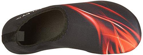 Wingogo Unisex Soft Barfuß Wasser Skin Aqua Schuhe Breathable Aqua Socks Schnell trocknend Rot