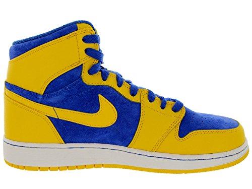Nike, Herren Sneaker  rot rot varsity maize game royal white 707