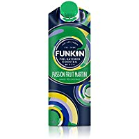 Funkin Passion Fruit Martini Cocktail Mixer, 1 L - Case of 6