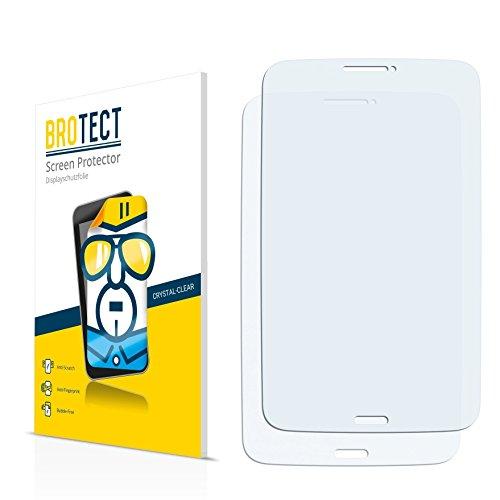 2x BROTECT HD-Clear Displayschutzfolie Samsung Galaxy Tab 3 (8.0) LTE SM-T315 Schutzfolie Folie - Klar, Anti-Fingerprint