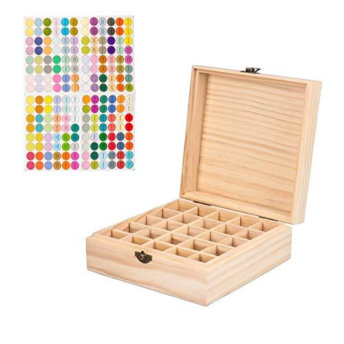 LiangGui Wooden Essential Oil Box/Case Storage/Organizer -