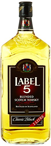 Label 5 Blended Whisky (1 x 1 l)