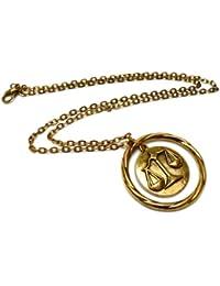Collar Dorado Anticuado Verdad - Divergente