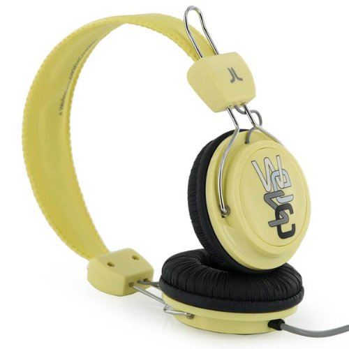 WeSC Overlay No. 2Conga hpweover2Kopfhörer Stereo Audio Unisex Popcorn (Wesc Overlay)