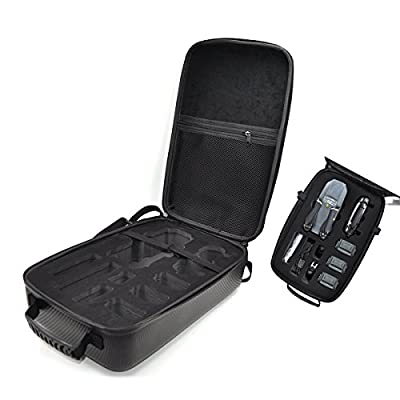 Hardshell Carbon Backpack Waterproof Suitcase for DJI Mavic FPV Quadcopter