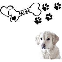 Hunde Knochen Motiv #3 | Wandtat