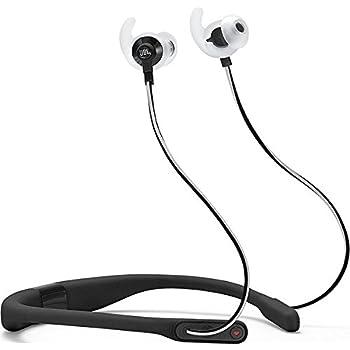 JBL Reflect Fit Negro Intraaural Dentro de oído, Banda para Cuello Auricular - Auriculares (