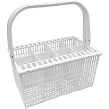 Zanussi Lavavajillas Cubiertos cesta de la jaula (blanco) [Clase energética ...