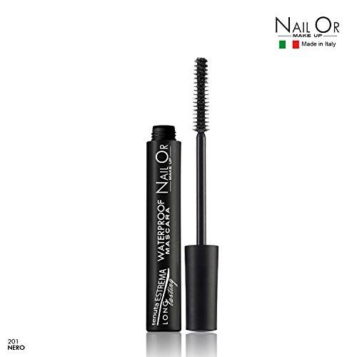 'Nail OR Make Up Waterproof Mascara Halt Extrem über 24h