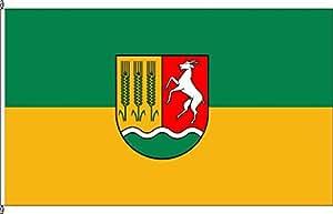 Hochformatflagge Nielebock - 80 x 200cm - Flagge und Fahne