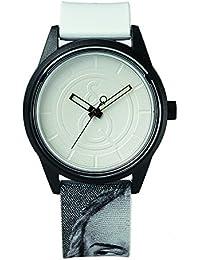 Citizen–Reloj de pulsera unisex Smile Solar analógico de cuarzo plástico rp00j040y