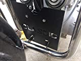 B to B Traders Universal Royal Enfield 350/500 Bike Safety Engine Guard Black for - All Royal Enfield 350/500