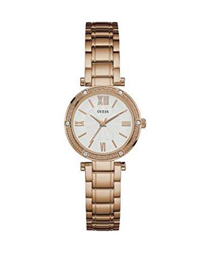GUESS – Reloj de la mujer de la CONJETURA SOUTH PARK AVE W0767L3